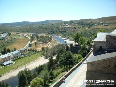 Puebla de Sanabria - Castillo de Sanabria; senderismo españa; rutas en la pedriza